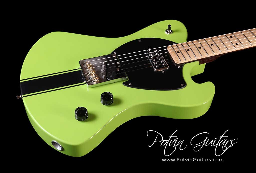 Potvin Super Bee sublime green