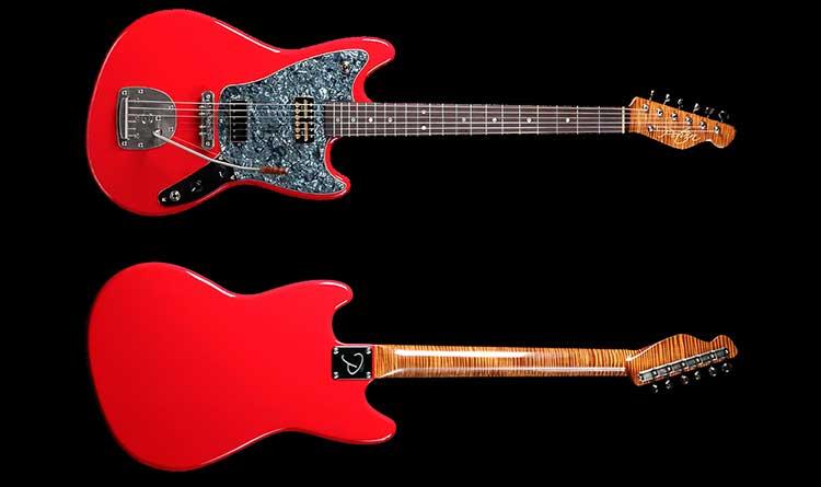 Potvin P-51 Guitar